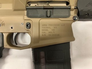 AERO PRECISION 308 AR M5