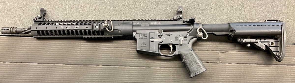 LWRC M6-SPR MOD 0