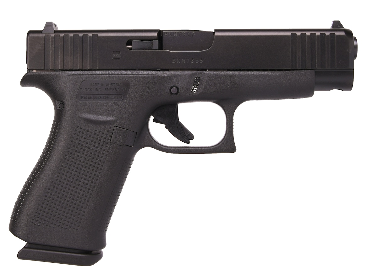 "GLOCK G48 9MM BLACK 4"" 10+1 FS 9mm"
