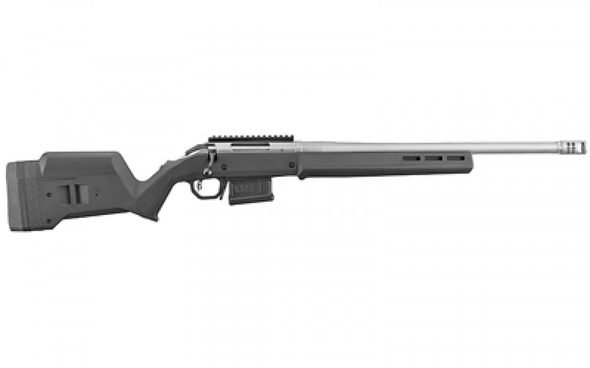 Ruger American Rifle Tactical Limited TALO