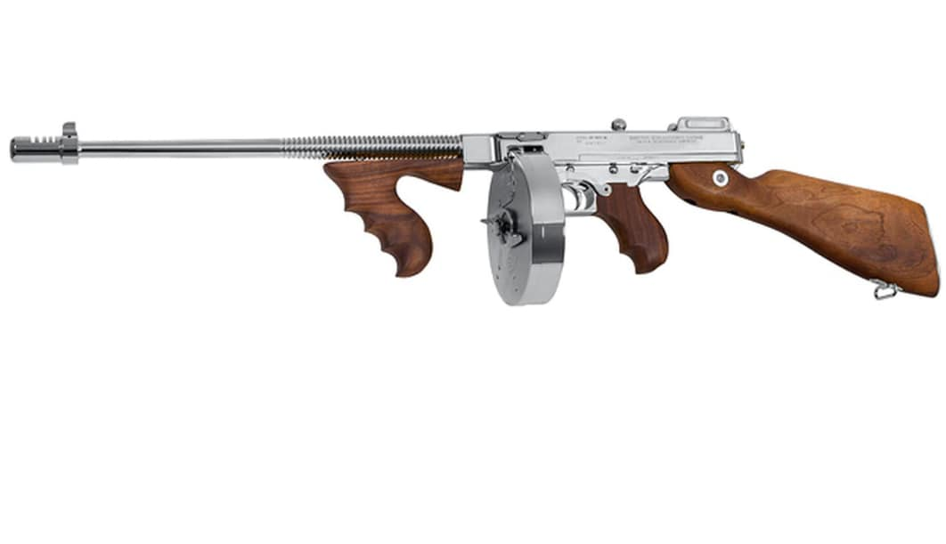 AUTO-ORDNANCE 1927A-1 DELUXE CARBINE HARD CHROME PLATED T150DCR FACTORY BLEM