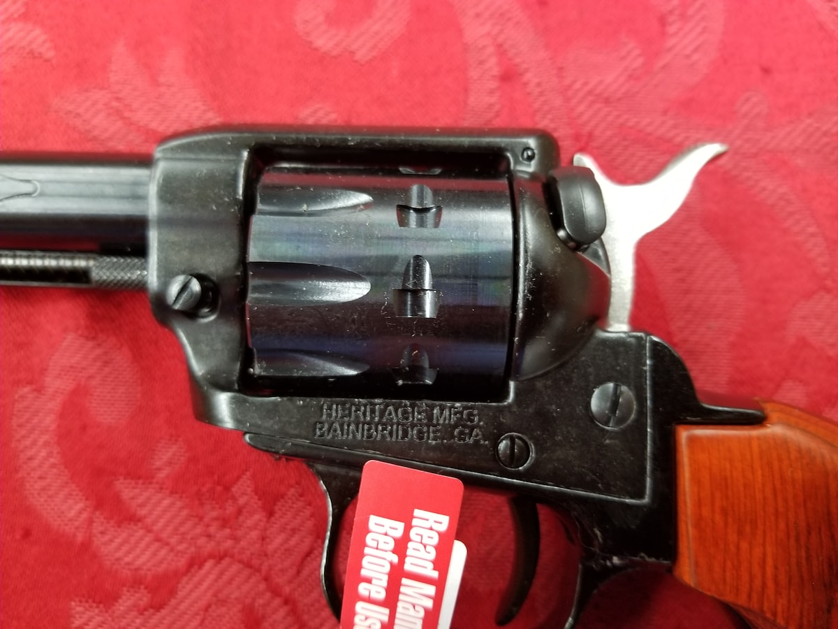 HERITAGE ARMS RR22999MB6