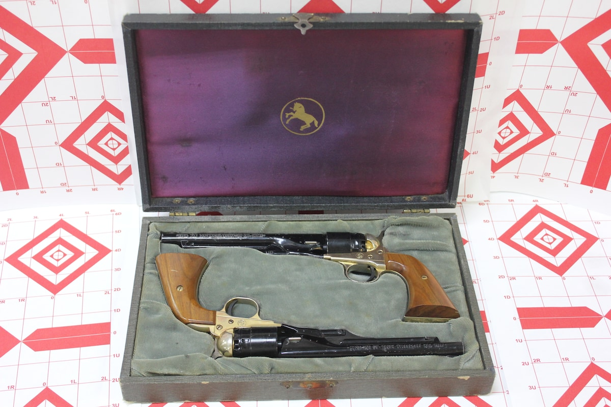 COLT Colt Centennial .22 Short Single shot Consectutive serial Numbers