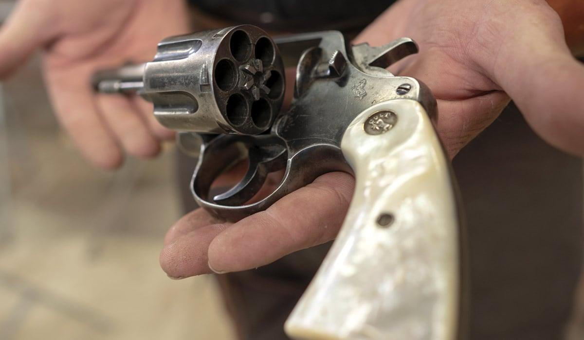 colt 1892 family heirloom storied gun