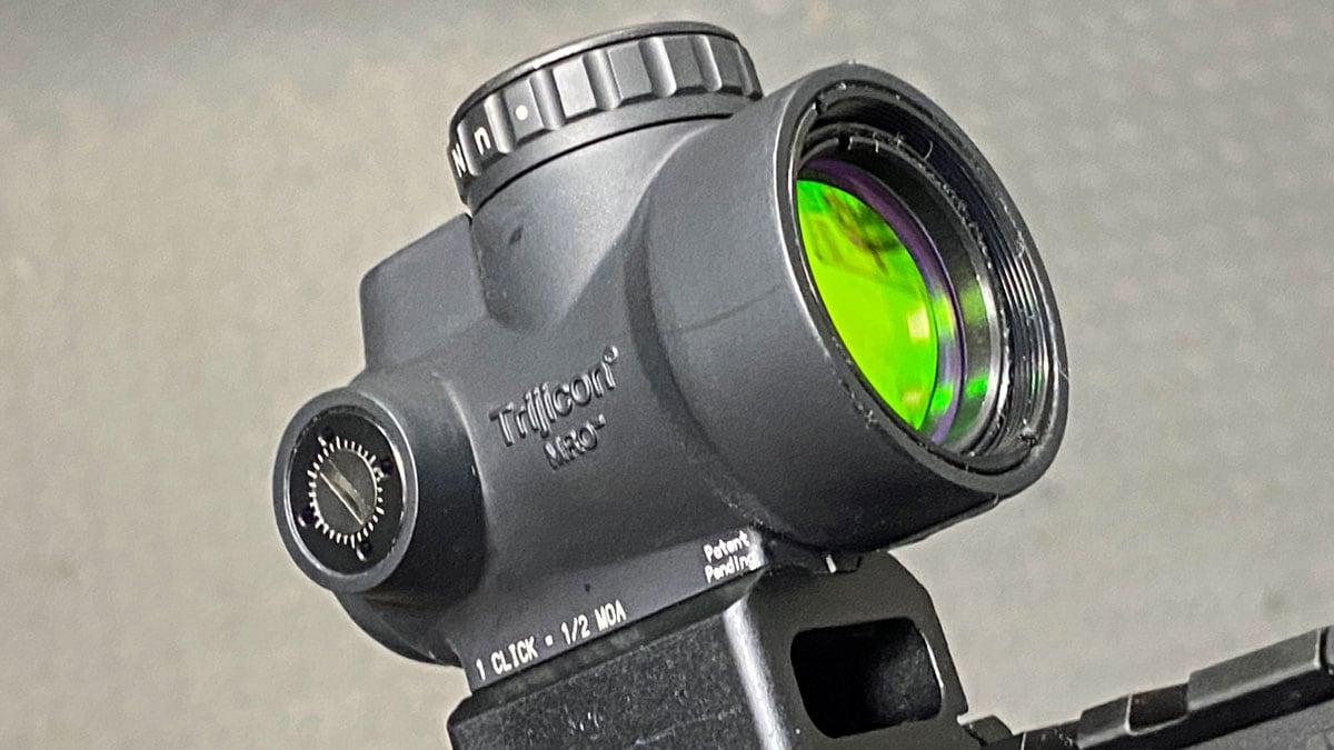 Trijicon MRO Red Dot