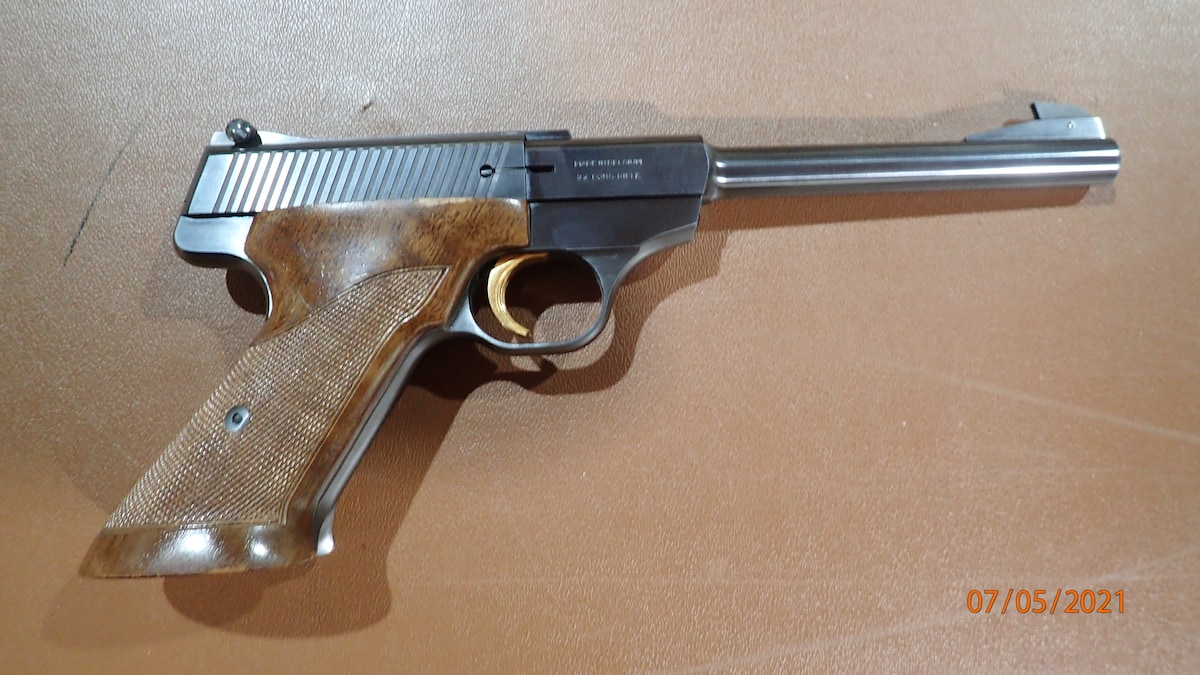 BROWNING CHALLENGER