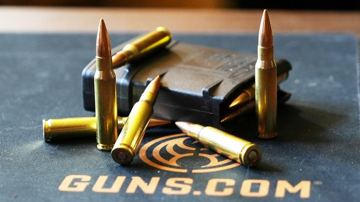 Winchester .308 Ammo
