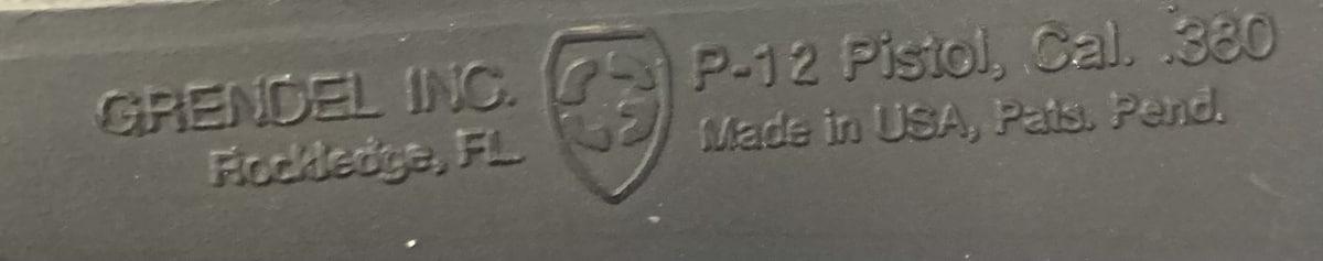 GRENDEL P-12