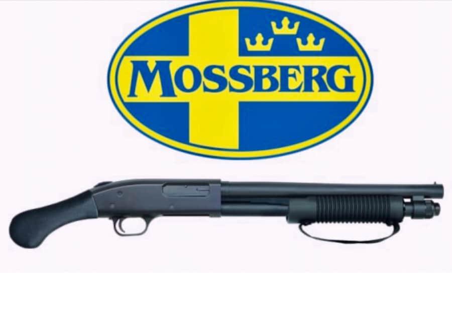 MOSSBERG 509 SHOCKWAVE