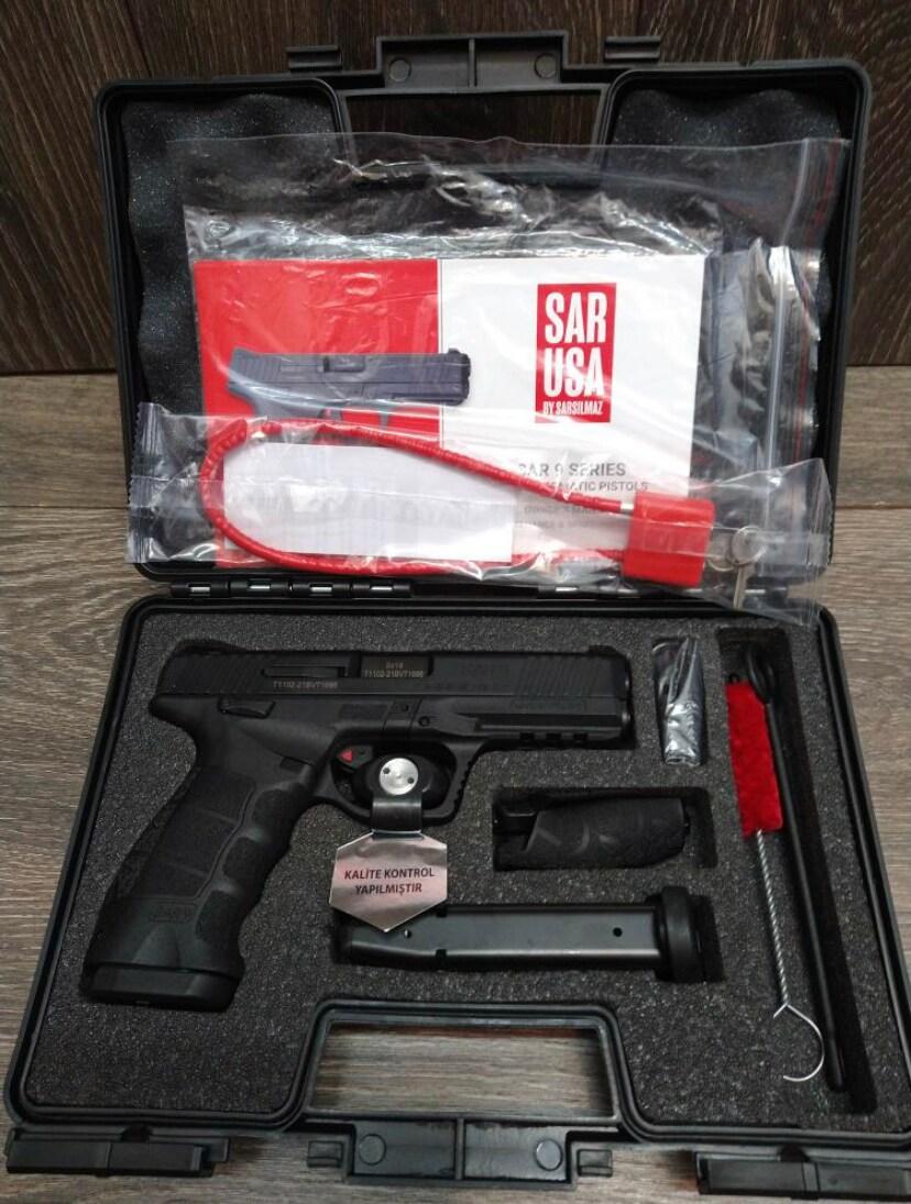 SARSILMAZ (SAR ARMS) Sar 9