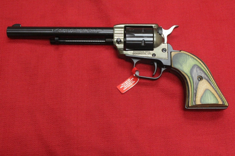 HERITAGE ARMS RR22CH6