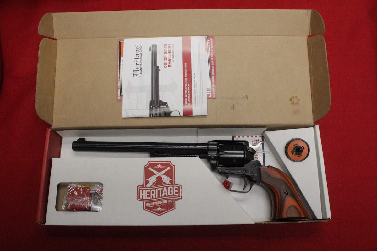 HERITAGE ARMS RR22MB9