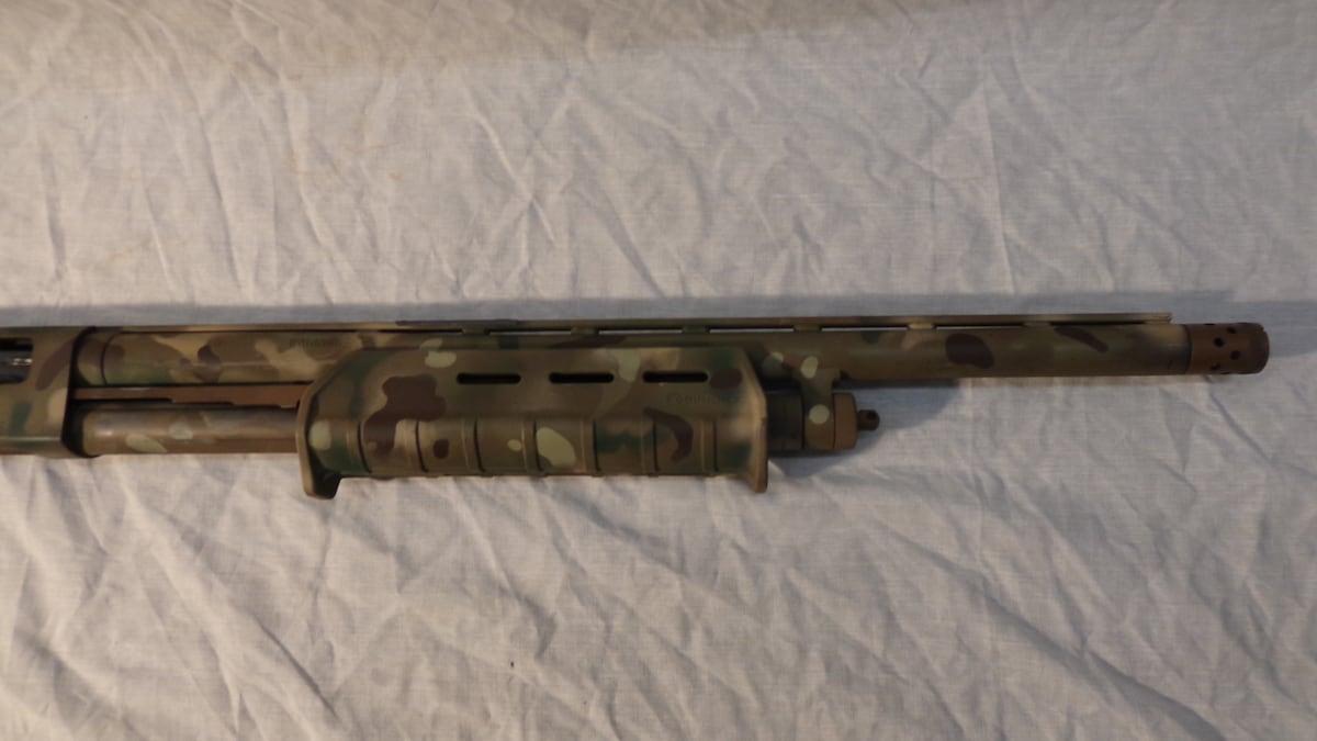 MOSSBERG 535