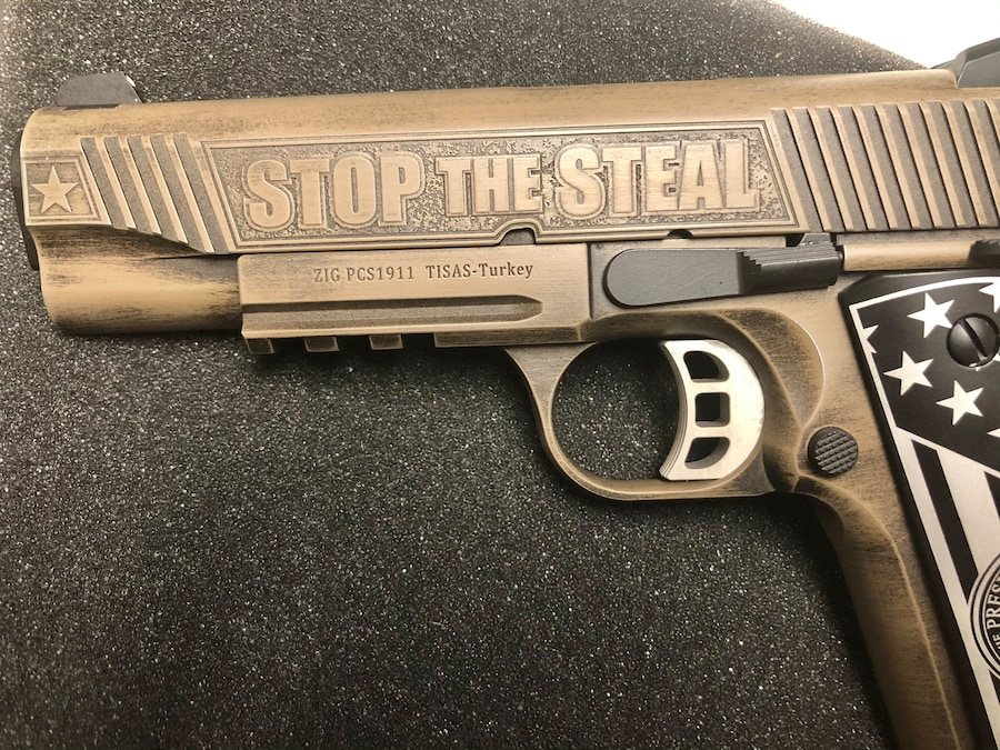 TISAS trump stop the steal
