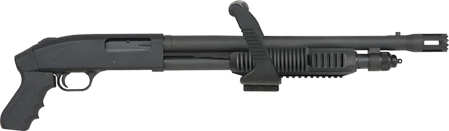 MOSSBERG Model 590 Chainsaw Special Purpose Cruiser - 50692