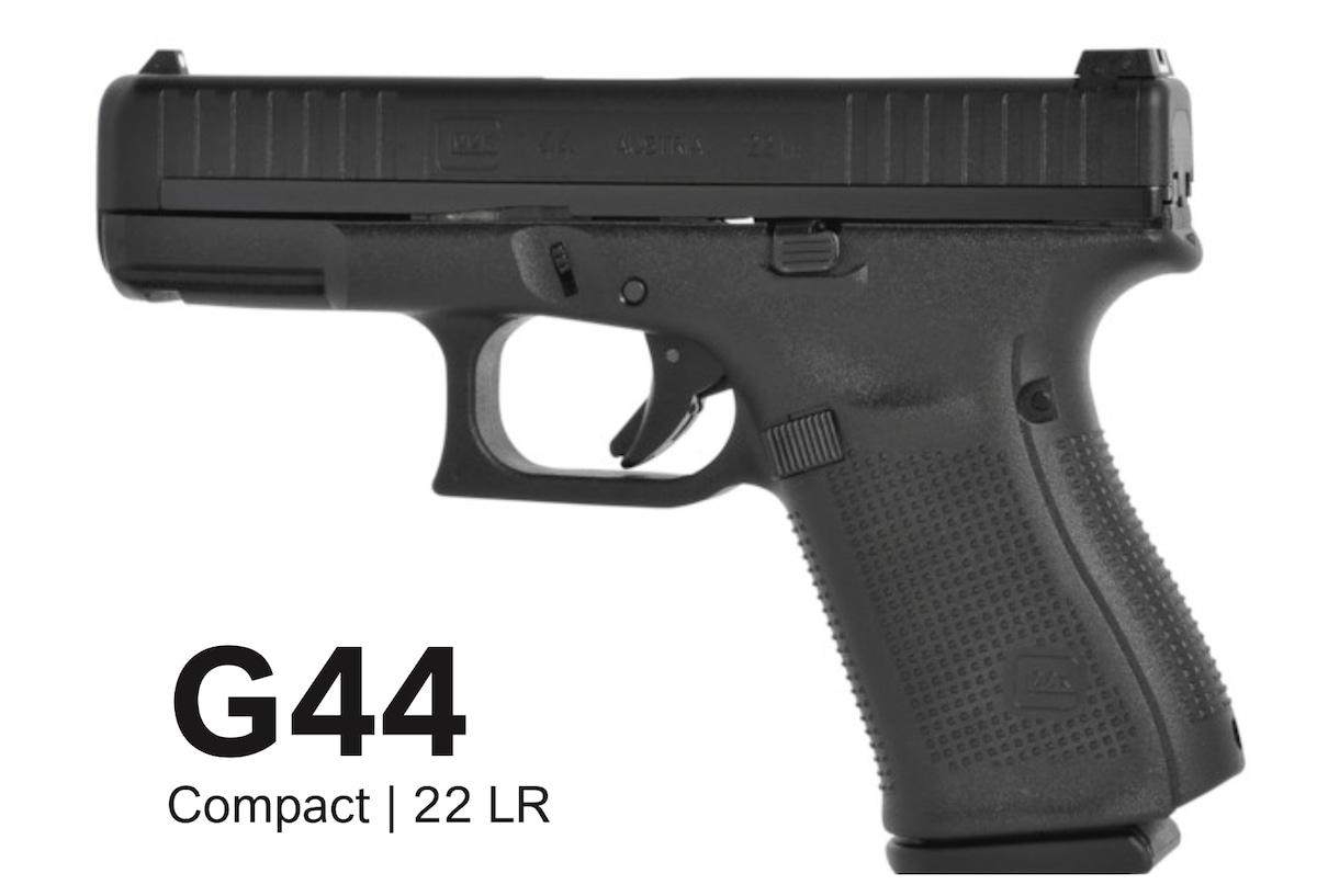 GLOCK 44 G44 22LR