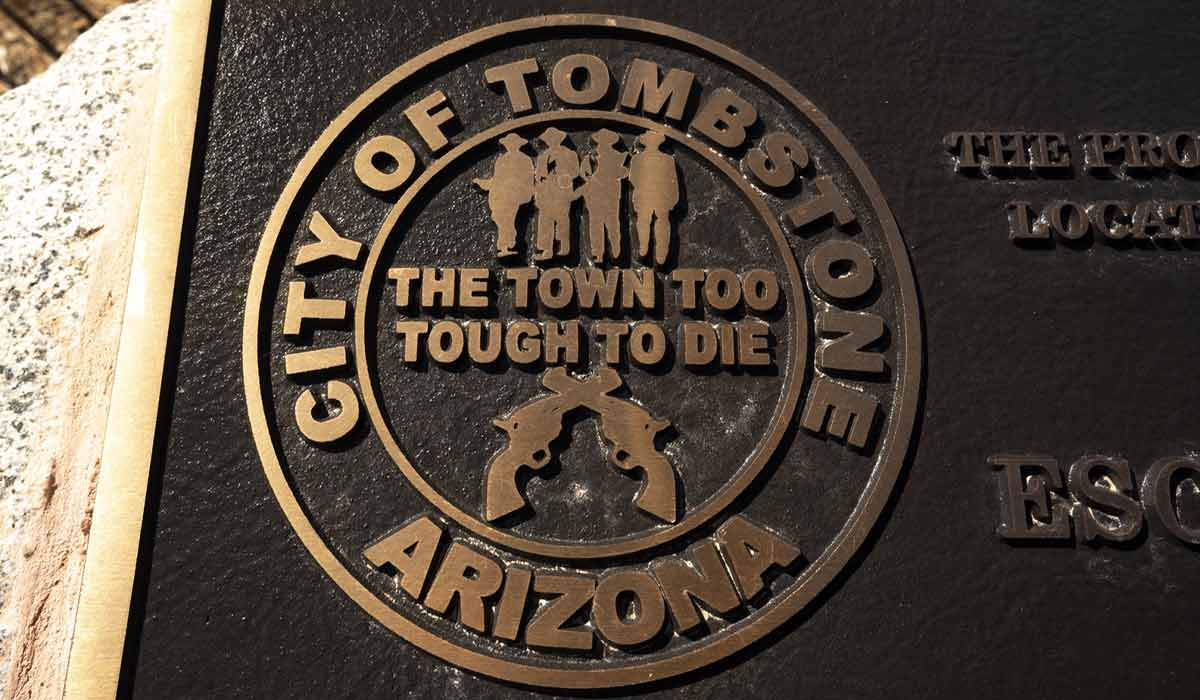 Tombstone, The Town Too Tough To Die
