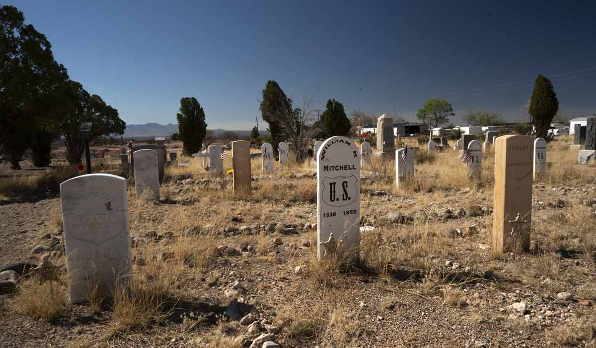 Tombstone is rich in history