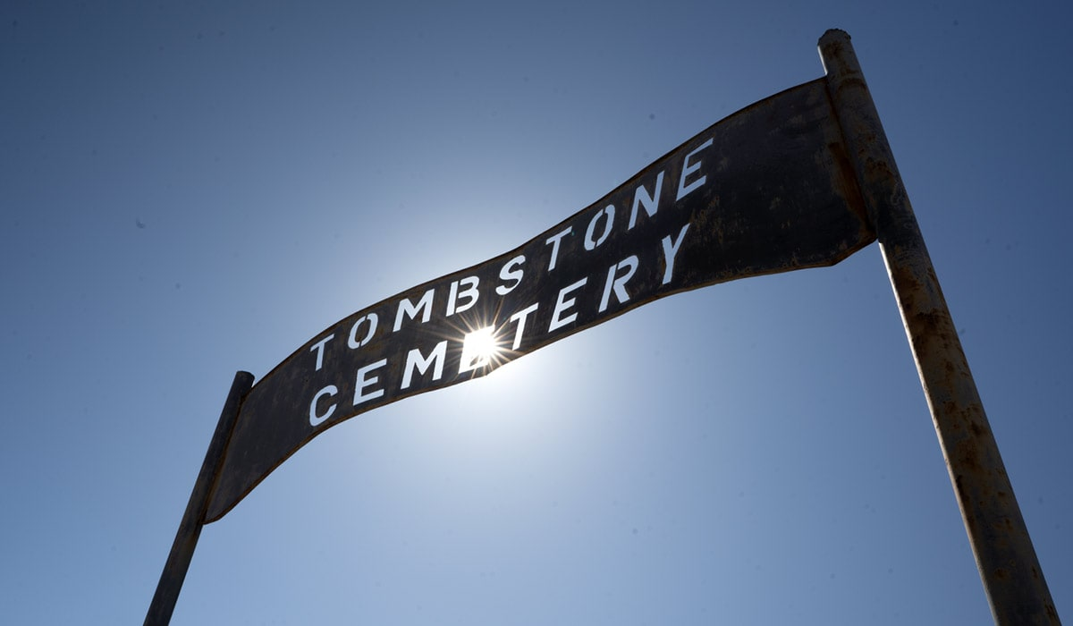 Tombstone is free to visit and provides a great deal of fun for the whole family
