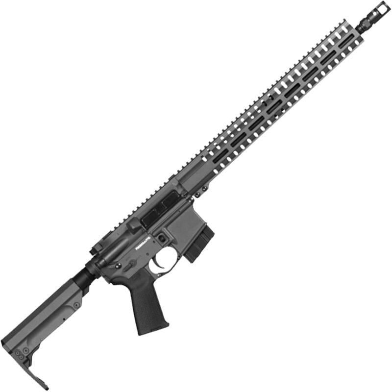 "CMMG Resolute 300 MkW-15 6.5 Grendel AR-15 Semi Auto Rifle 16"" Barrel 10 Rounds RML15 M-LOK Handguard RipStock Collapsible Stock Sniper Grey Finish"