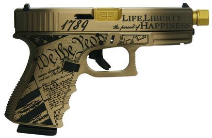 GLOCK G19 GEN 3 CONSTITUTION