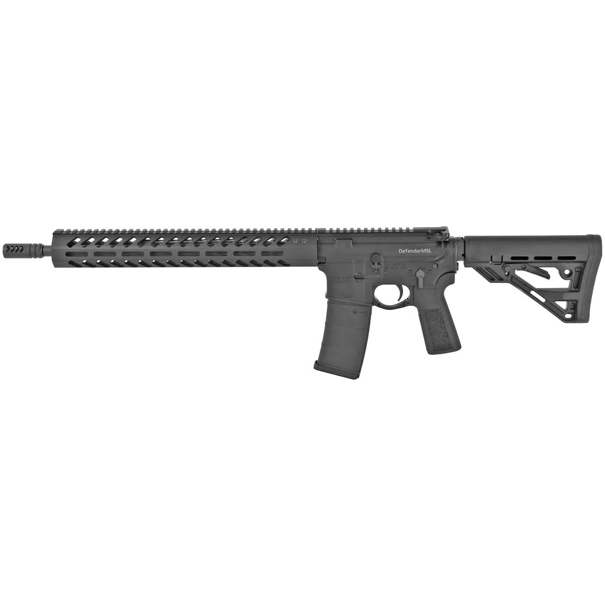 HM DEFENSE DEFENDER M5L RIFLE- HM15F-MB-556-L