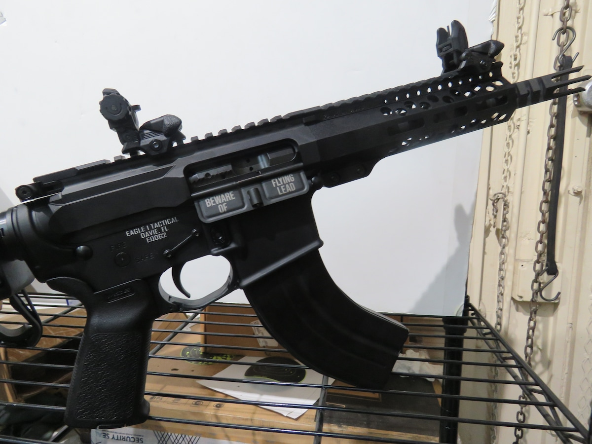PALMETTO STATE ARMORY Eagle Tactical AR-47