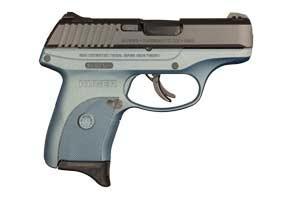 RUGER LC9s Blue Titanium - 3265