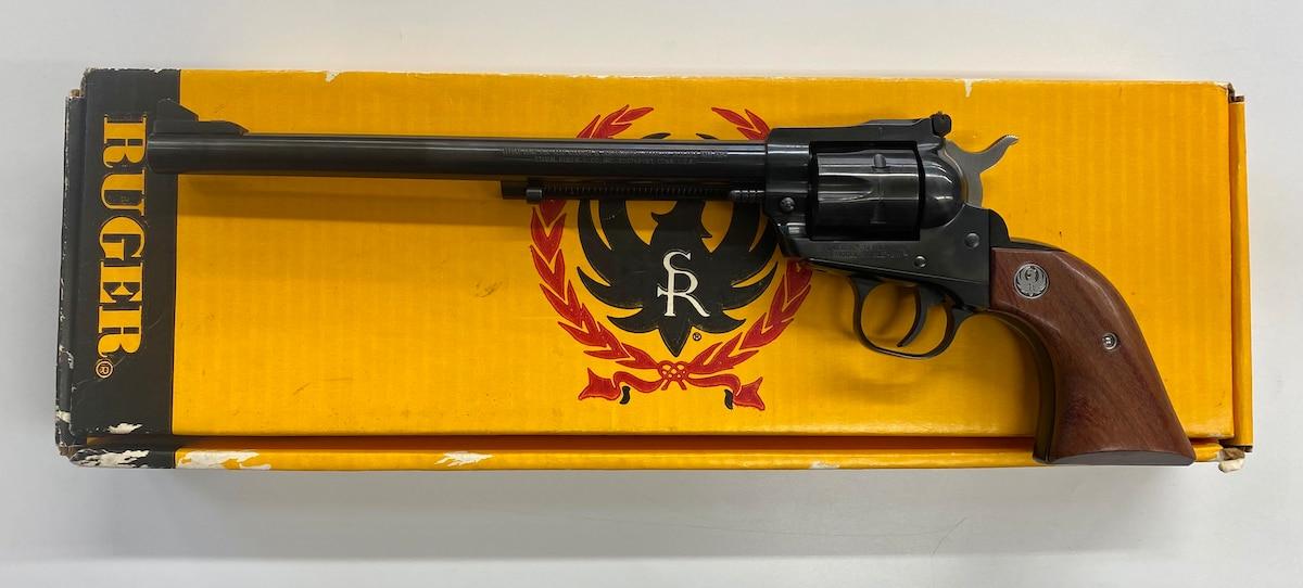 RUGER NEW MODEL SINGLE SIX .32 H&R Magnum