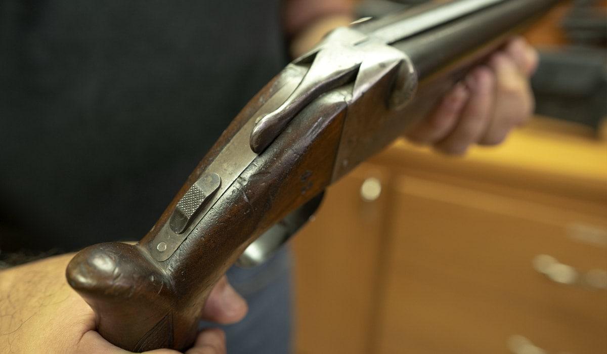 Ithaca Auto & Burglar Shotgun