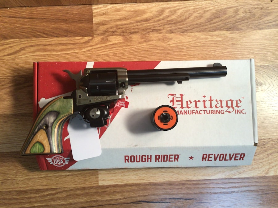 HERITAGE ARMS rr22mch6