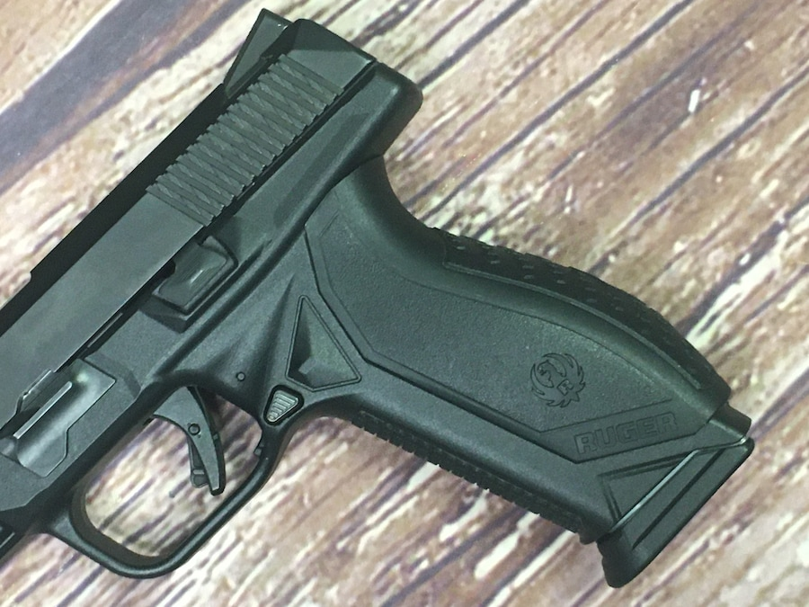 RUGER RUGER AMERICAN Pistol Duty