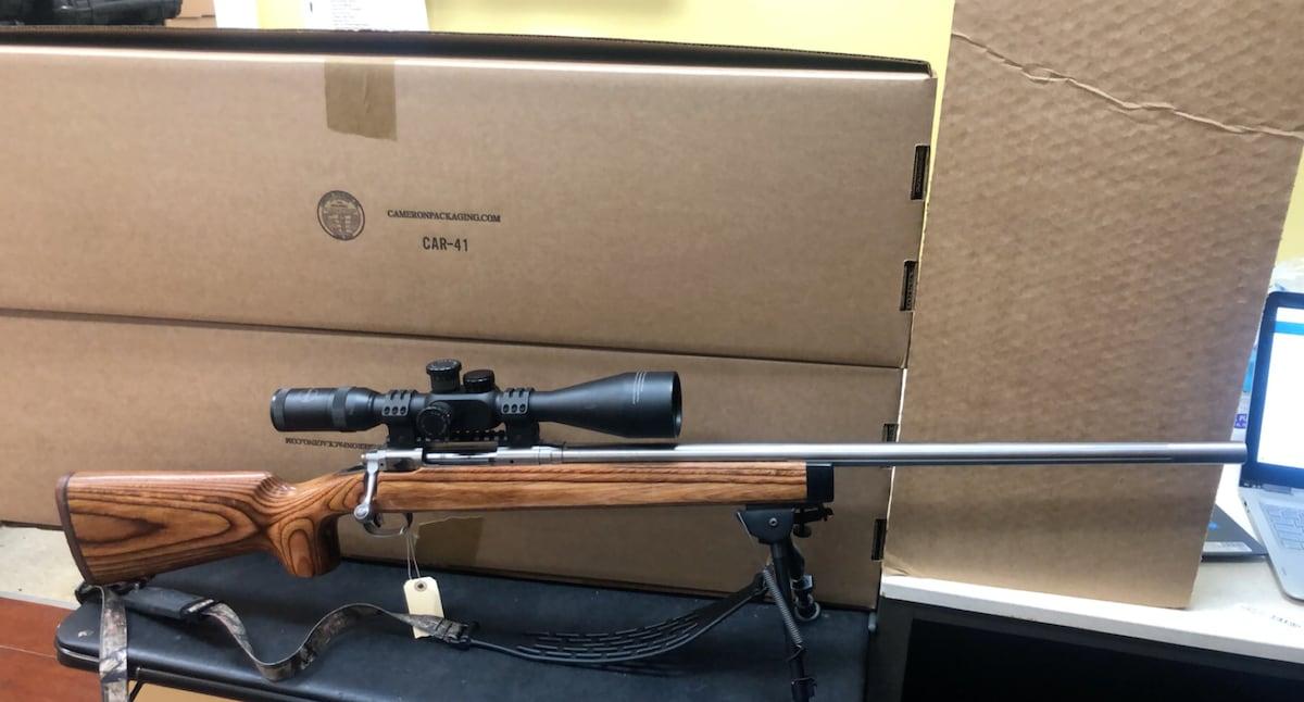 SAVAGE ARMS Model 12