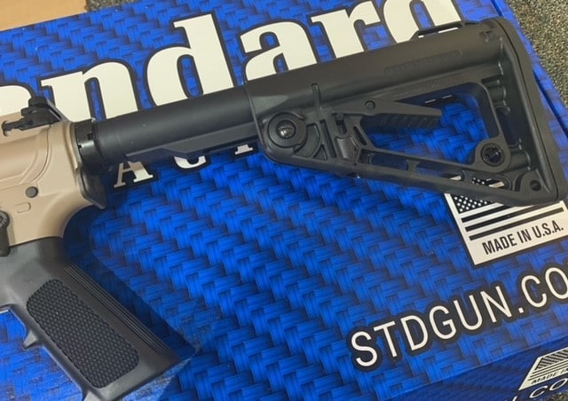 STANDARD MANUFACTURING STD-15