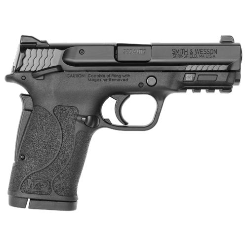 SMITH & WESSON Shield EZ, The Ultimate Carry, W/ Thumb Safety