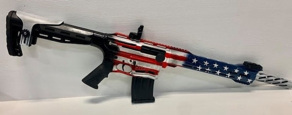 CITADEL BOSS 25 AMERICAN FLAG
