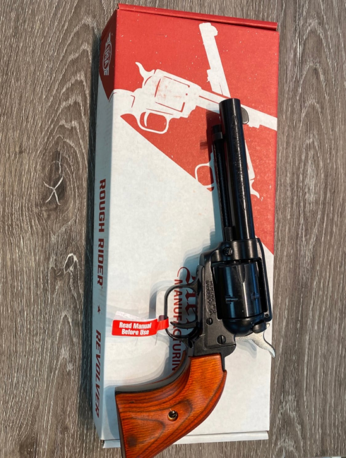 HERITAGE ARMS rough rider rr22b4