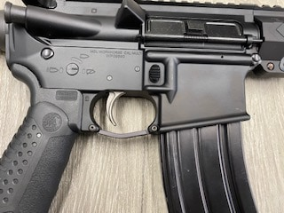 BATTLE ARMS DEVELOPMENT, INC. Workhorse Patrol Carbine