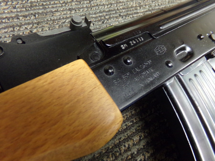FEG FEG SA 85M - Hungarian Made AK-47, 30 Rd Mag, RARE