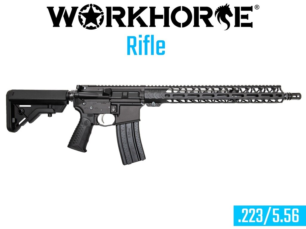 BATTLE ARMS DEVELOPMENT Workhorse Patrol AR-15 Carbine