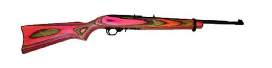 RUGER 10/22 Pink