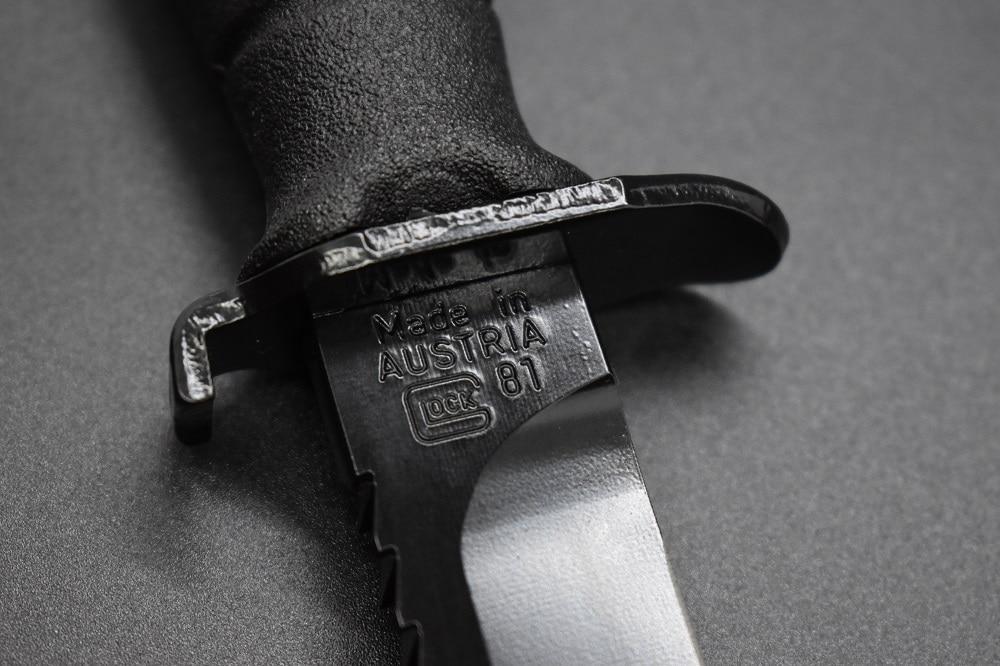 glock insignia on knife