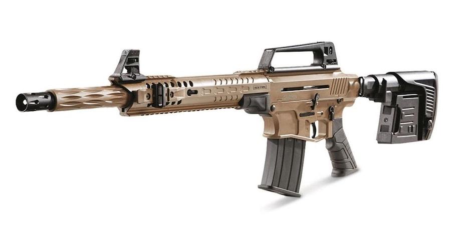 HATSAN ARMS COMPANY Escort SDX12 AR12 Shotgun - HESD121803F1
