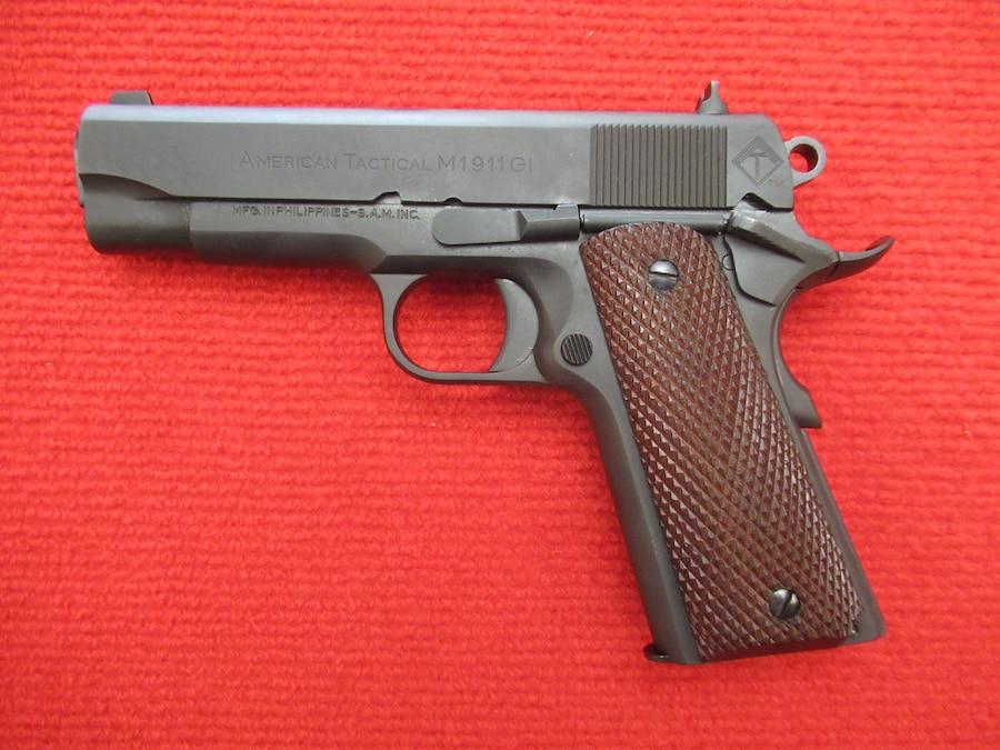AMERICAN TACTICAL IMPORTS M1911 GI