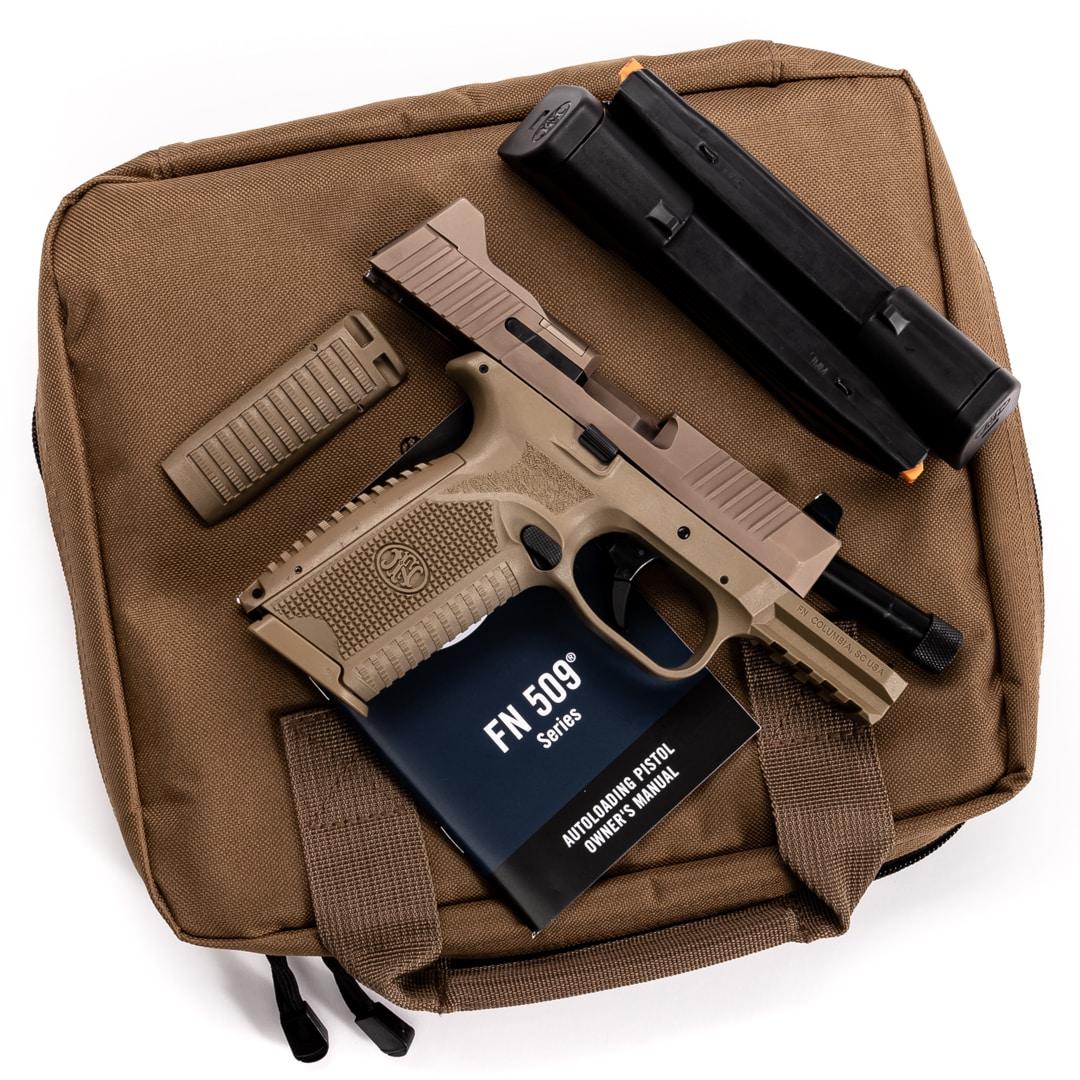 FN 509 TACTICAL FDE