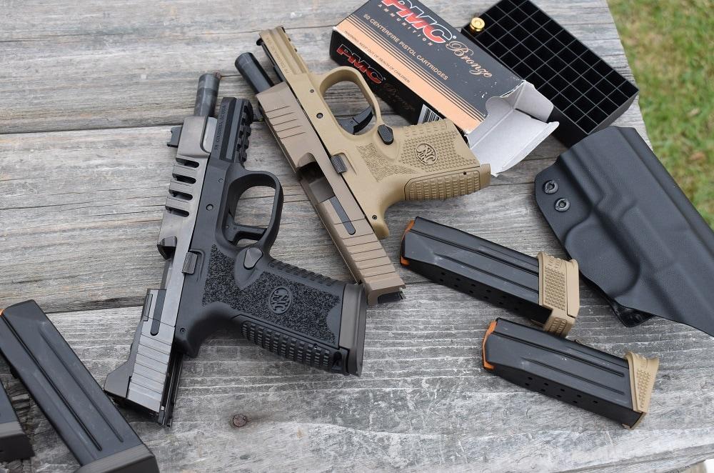 FN pistols