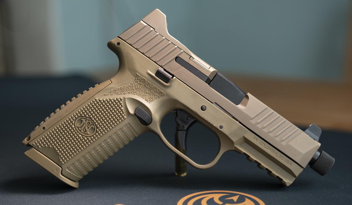 fn 509 is a good looking gun