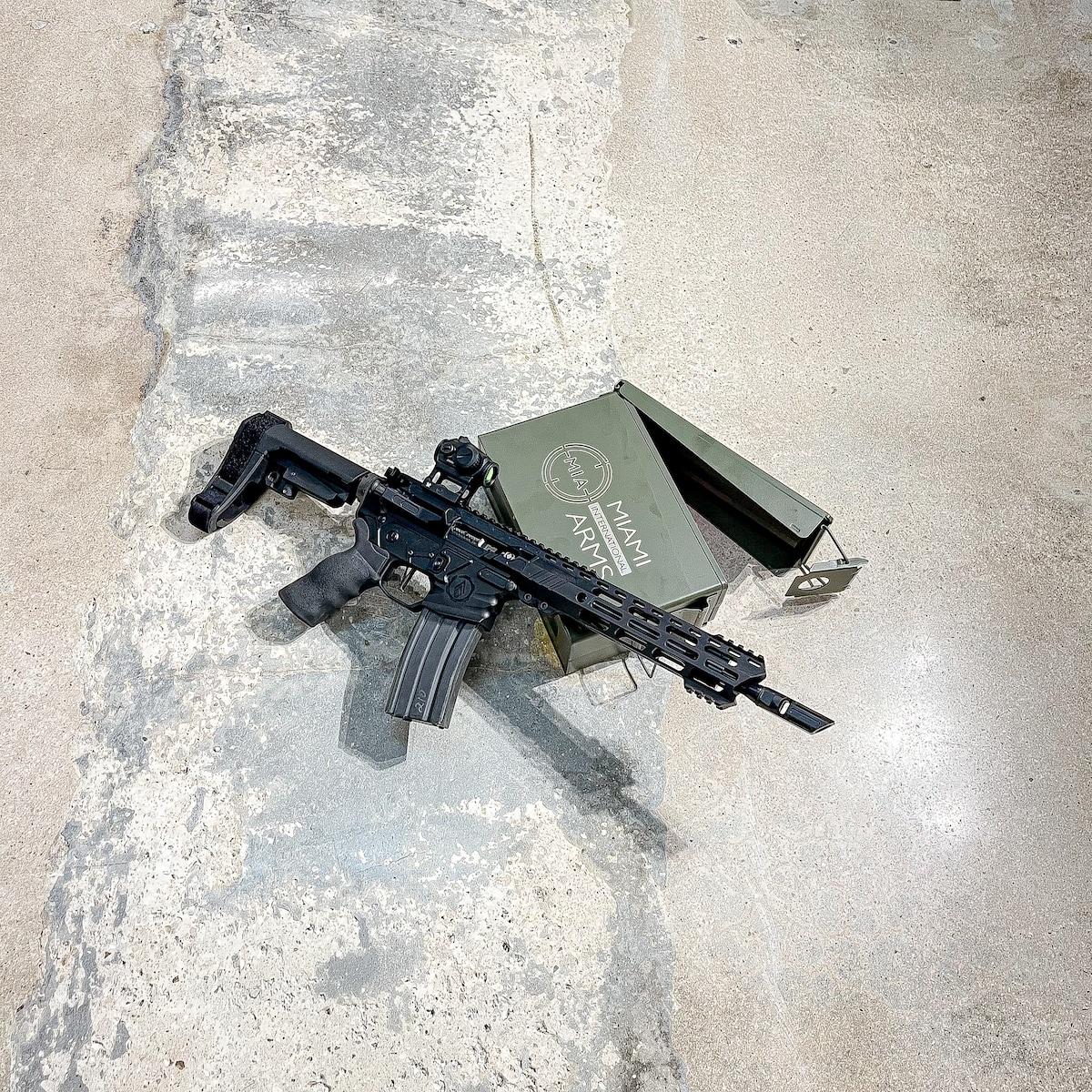 3RD GEN TACTICAL ULTRALIGHT CARBINE AR-15 PISTOL