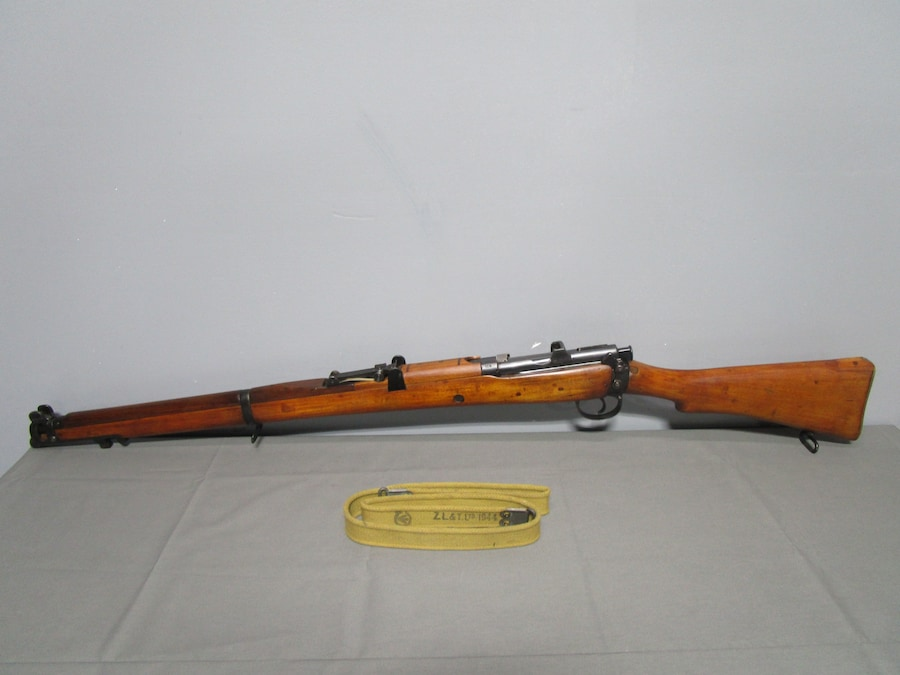 ENFIELD NO1 MK III 410 INDIAN CONVERSION