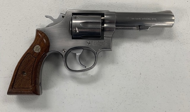 SMITH & WESSON 64-3